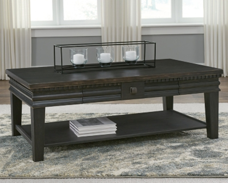Miniore Coffee Table | Black | T960-1
