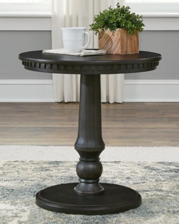Miniore End Table | Black | T960-6