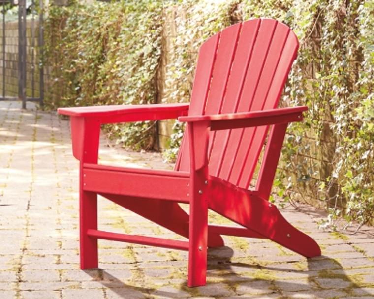 Sundown Treasure Adirondack Chair | Red | P013-898
