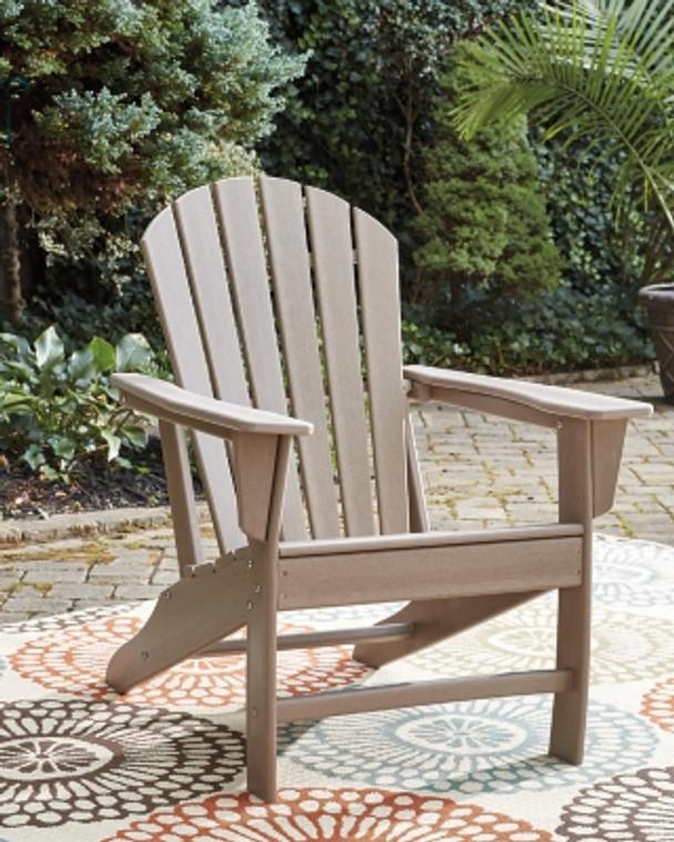 Sundown Treasure Adirondack Chair | Grayish Brown | P014-898
