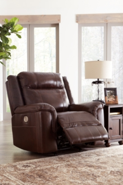 Wyline Power Recliner | Coffee | 7170113