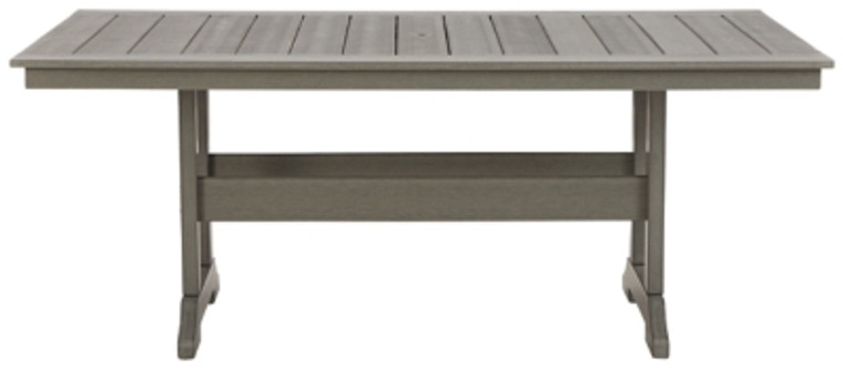 Visola Outdoor Dining Table   Gray   P802-625