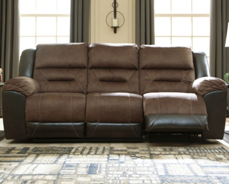 Earhart Reclining Sofa | Chestnut | 2910188