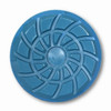 spiral polishing pad