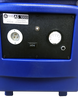 DiamaPro Systems Air Scrubber 1000 CFM meters