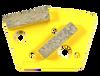 Kut Rite trapezoid 2 bars- yellow