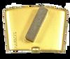 HTC compatible wingback 2 bar diamond- gold