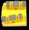 Scanmaskin compatible 2 bar- yellow