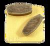 Husqvarna compatible 2 bar diamonds- gold