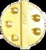 Terrco compatible PCD diamond-  gold