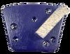 trapezoid 1 bar concrete grinding diamond