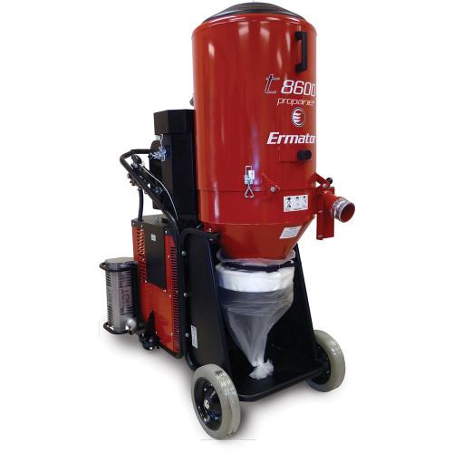 T8600 Propane HEPA Dust Extractor