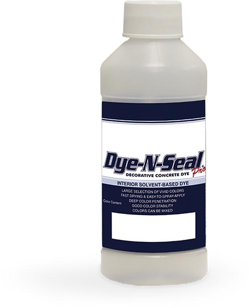 Dye-N-Seal Solvent-Based