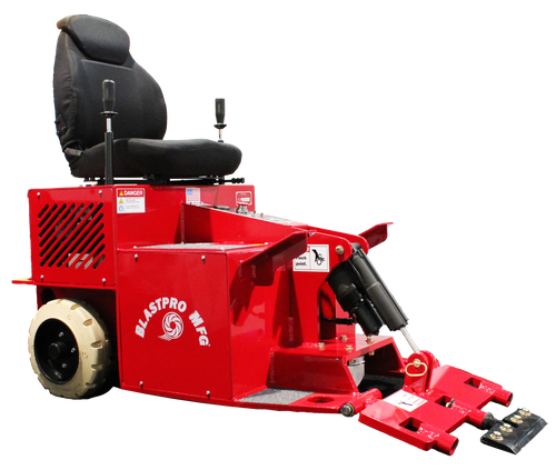 BRB-1500 Ride-On Industrial Floor Scraper