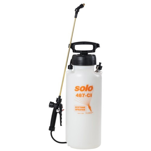 Solo Sprayer for Acetone