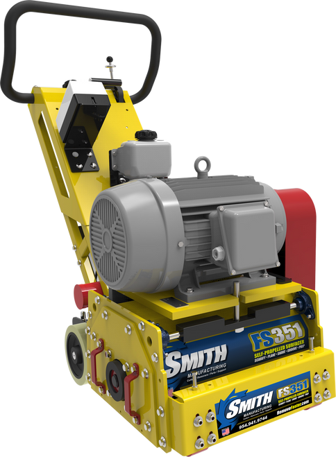 SMITH FS351 Self-Propelled Surfacer