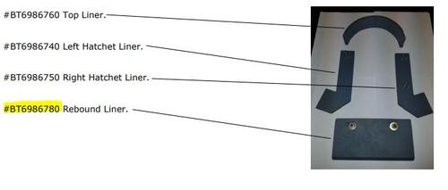 Rebound Liner 9-SP
