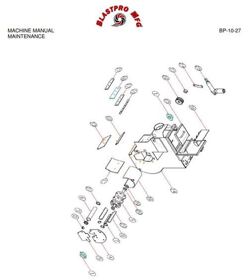 Lift Actuator BP-10-27