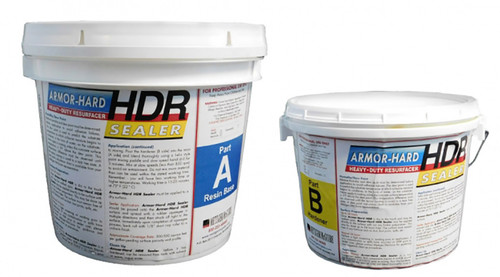 Armor Hard Heavy Duty Resurfacing