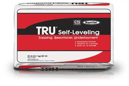 Rapid Set TRU Self Leveling