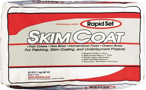 Rapid Set Skim Coat