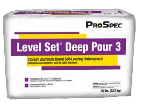 Level Set Deep Pour 3