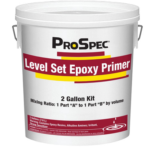 Level Set Epoxy Primer
