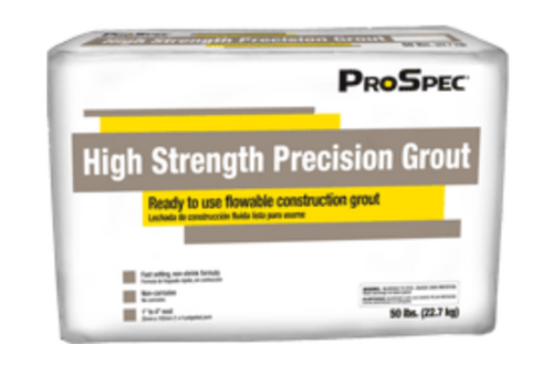 High Strength Precision Grout