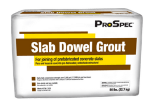 Slab Dowel Grout