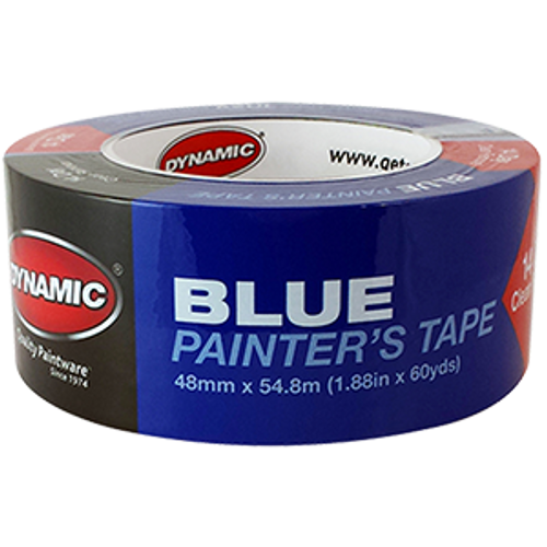"Dynamic 2"" Premium Blue Masking Tape"