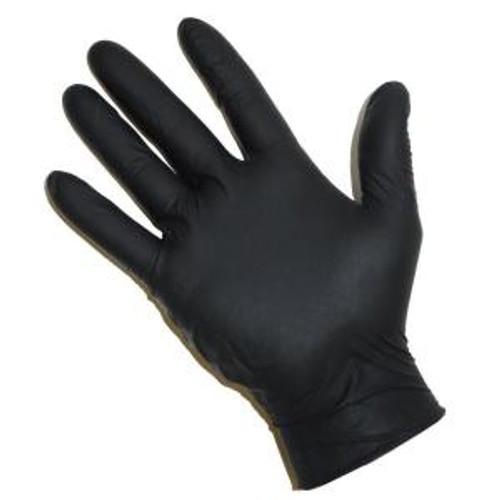 West Chester Black Nitrile Gloves