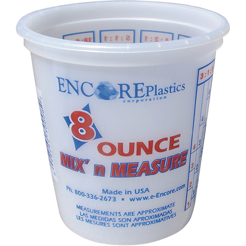 Encore Mix and Measure Container plus Ratios