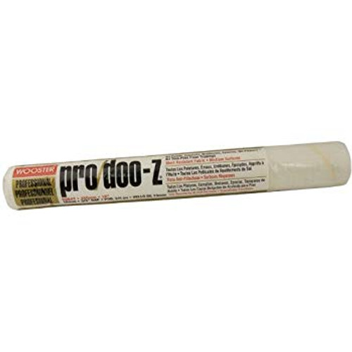 "Wooster 18"" Pro/Doo-Z 3/8"" Nap Roller Cover"