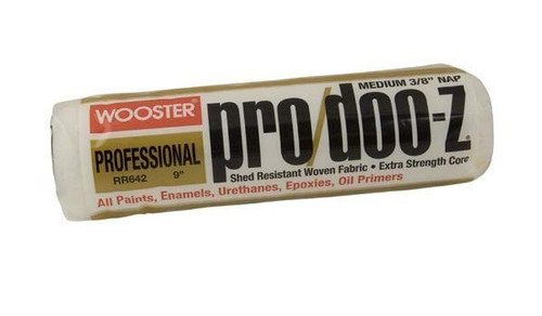 """Wooster 9"""" Pro/Doo-Z 3/8"""" Nap Roller Cover"""
