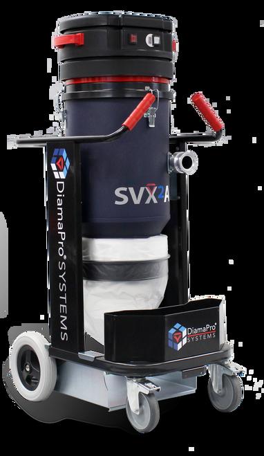 SVX2-A HEPA Filtered Vacuum