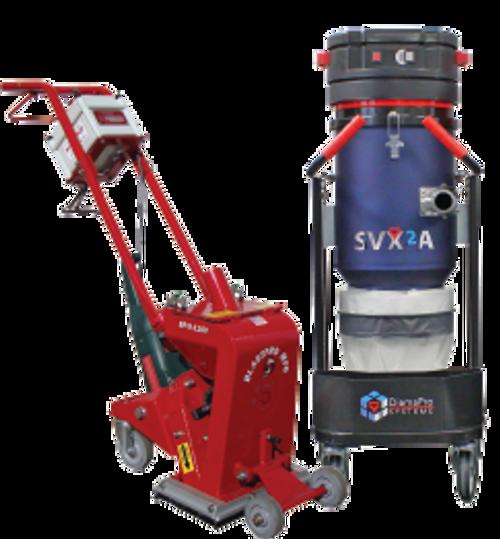 Used BP-9-110V & New SVX2-A