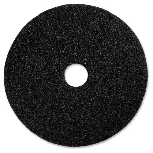 Black Floor Stripping Pad