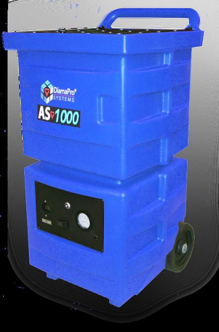 AS-1000 Air Scrubber