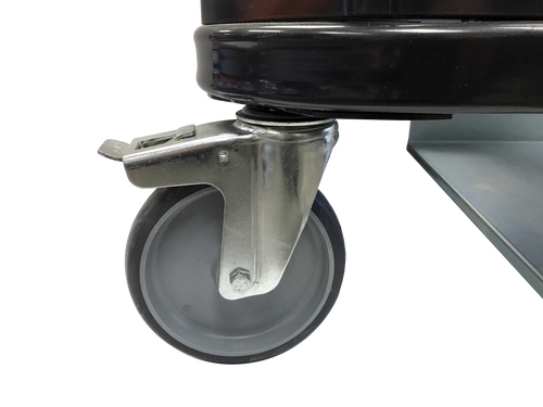 Front Caster for SVX Automatic Vacs