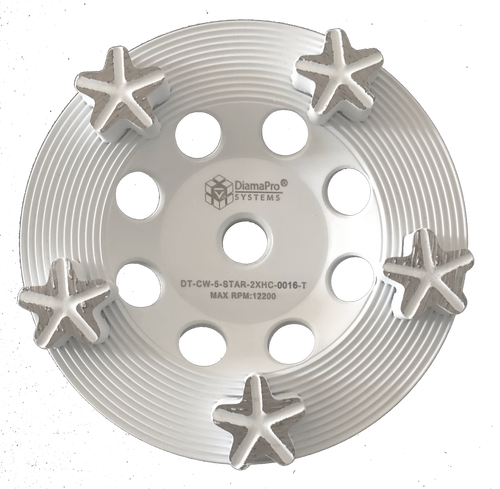 Star Cup Wheel