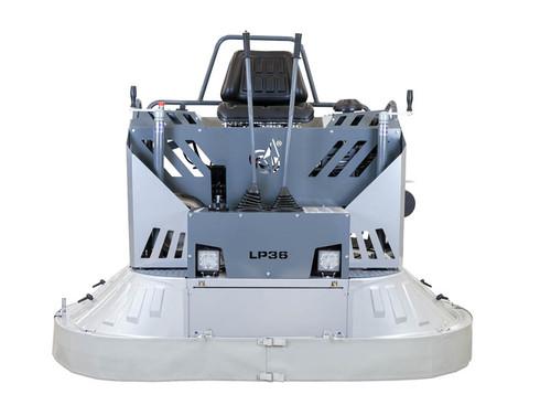 Lavina. LP36 power trowel