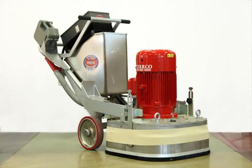 used terrco 3100 floor grinder