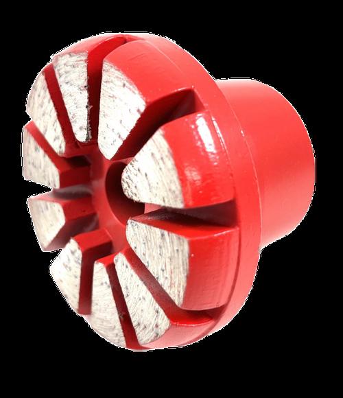 Red plug style 10 seg