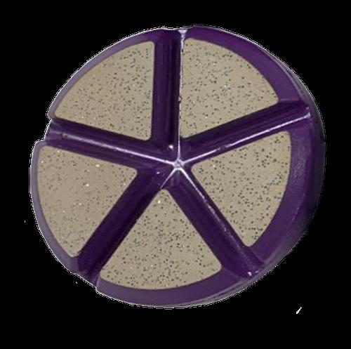 5 pie ceramic transitional face of diamond