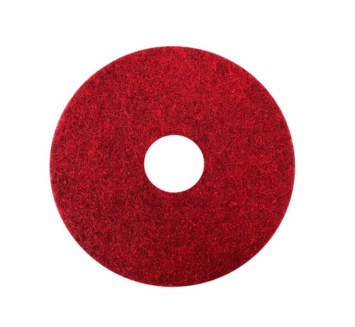 SupraShine heavy duty pad, red pad