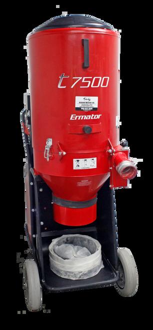 Used Ermator T7500