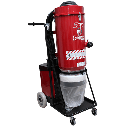 S36 Single-Phase Dust Extractor