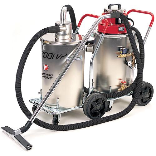 W2000/2 Slurry Vacuum w/ Pre-Separator