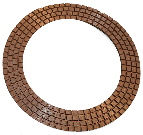 "3N Copper Rings, 7"" With 5"" Center Hole"