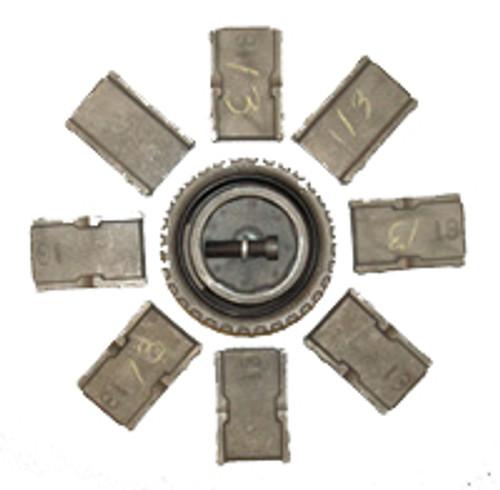 Blast Wheel Kit BP-10/15